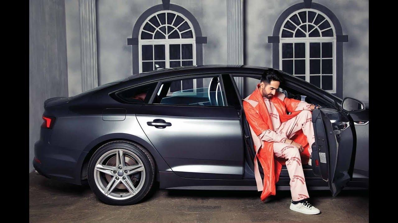 Ayushman Khurana Car Collection