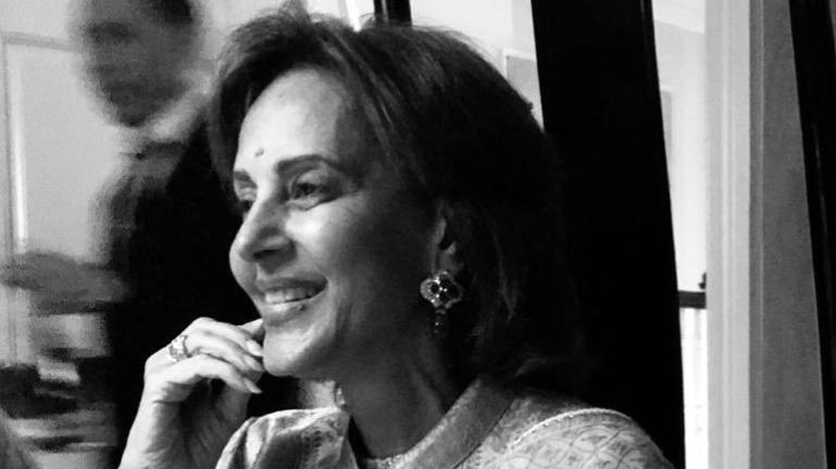 Lalit Modi Wife :- Minal Modi