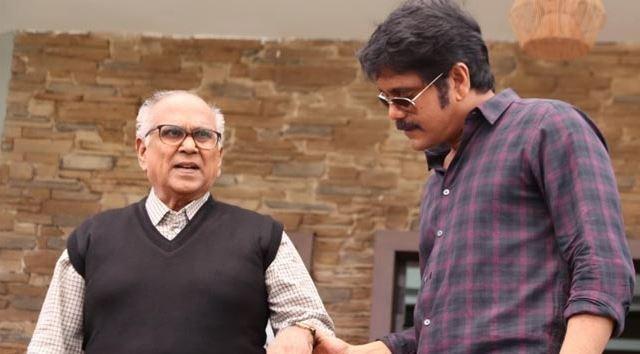 Father :-Nageswara Rao Akkineni (Actor & producer)