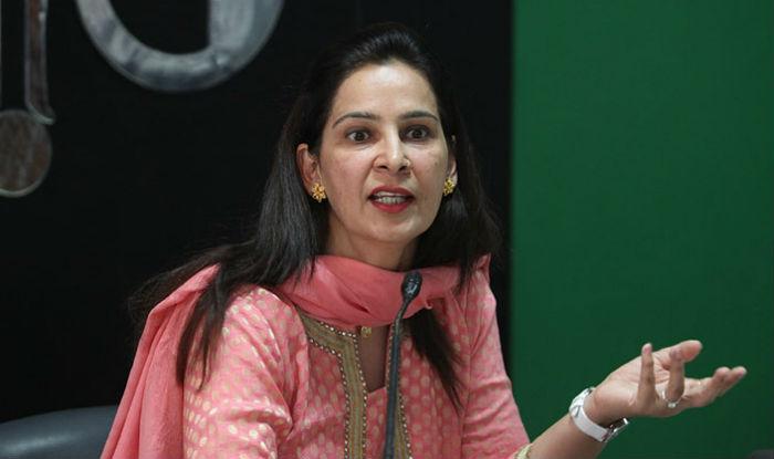 Navjot Singh Sidhu Wife :- Navjot Kaur Sindhu