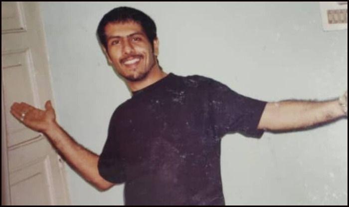 old image of Vishal Dadlani: