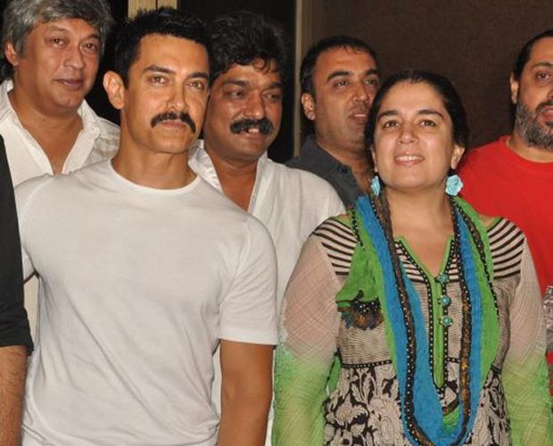 Aamir Khan and Reena Dutta: