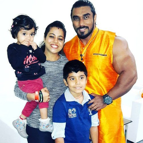 Sangram Chougule Friends, Family, And Relatives :