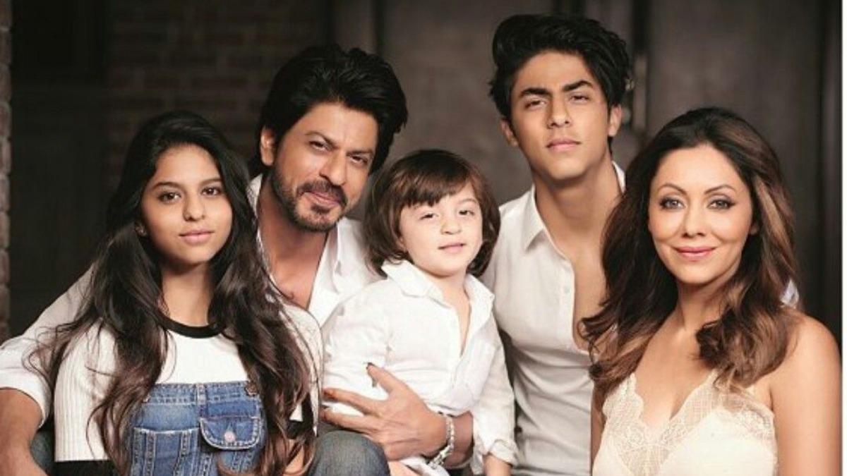 Shahrukh Khan Family image
