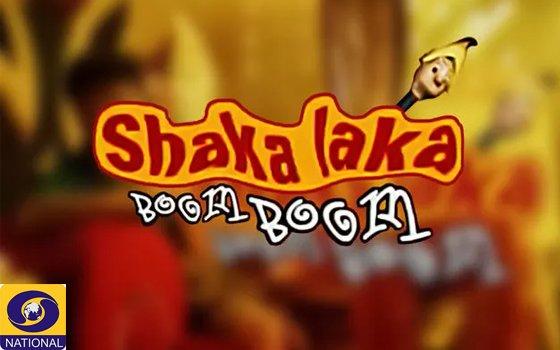 Shaka laka boom boom (2001).