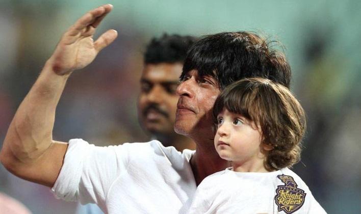 Shahrukh Khan's younger son AbRam Khan