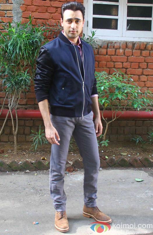 Imran Khan Actor Body Measurements, Height, & Weight: