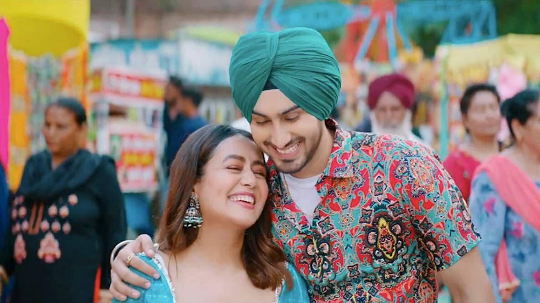 Neha Kakkar and Husband :-Rohanpreet Singh