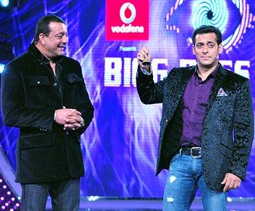 Bigg Boss Season 5 in 2011 (co-host with Salman Khan)