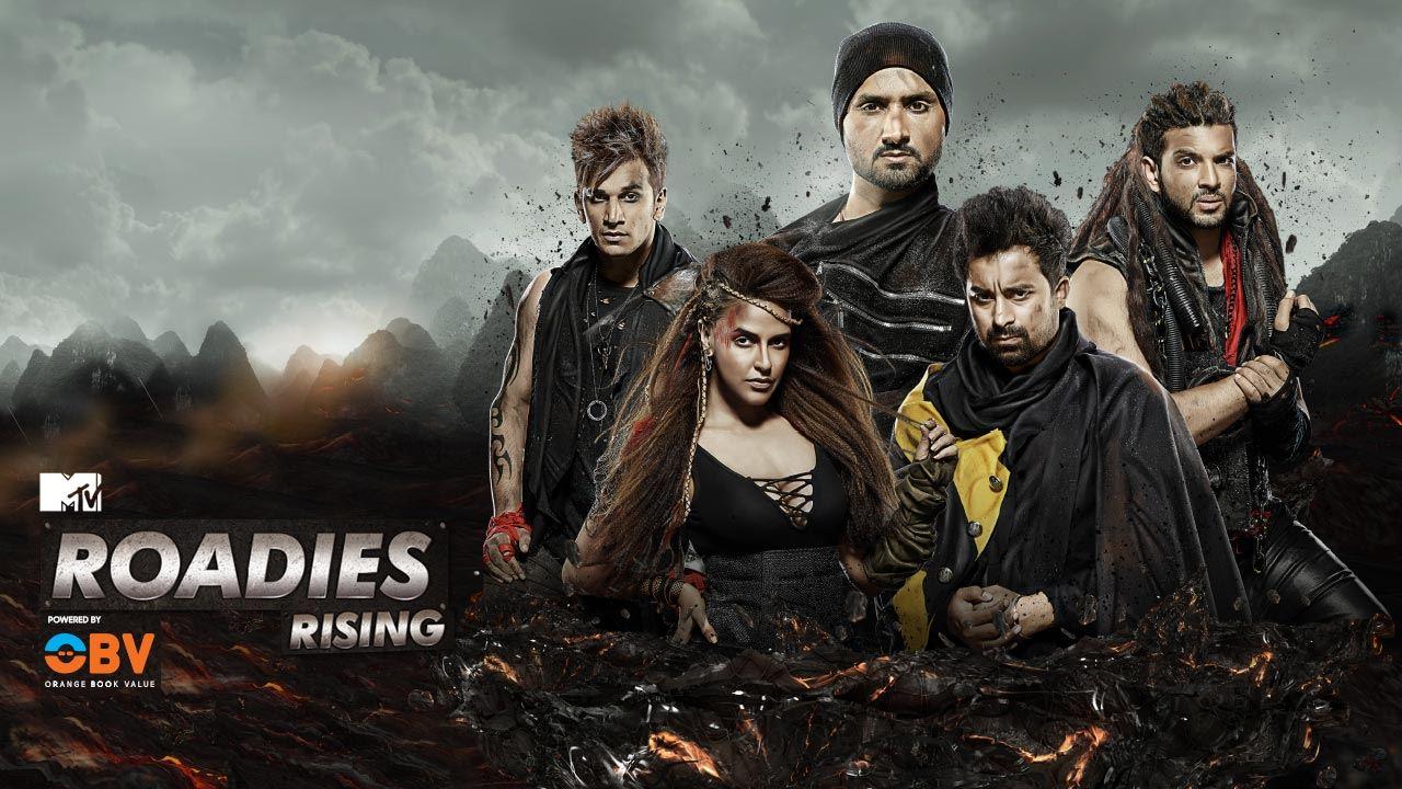 TV : Roadies Rising (2017)