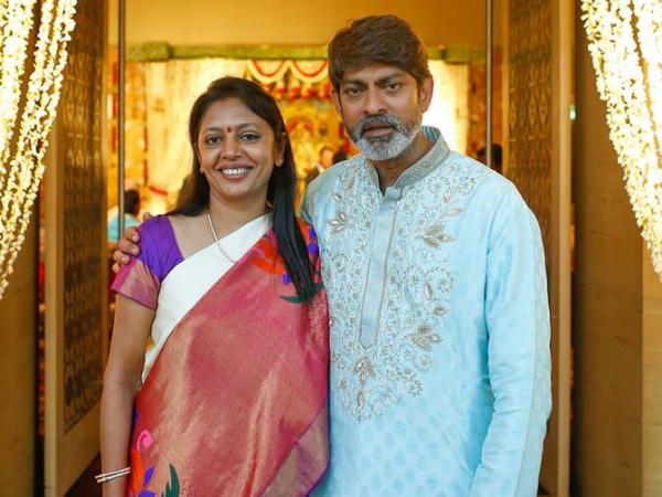 Wife:-Lakshmi Veeramachaneni