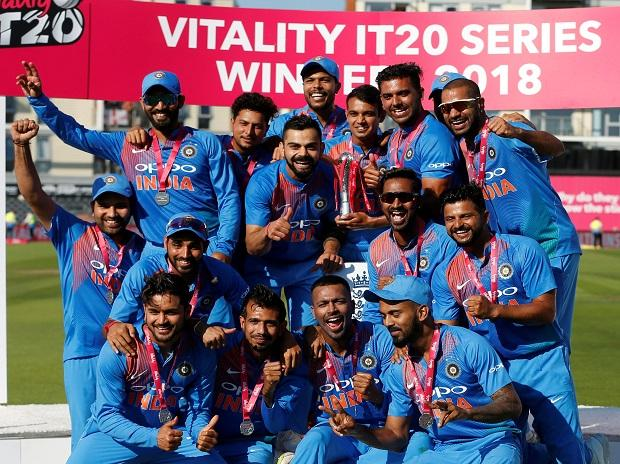 Indian T20I in 2018