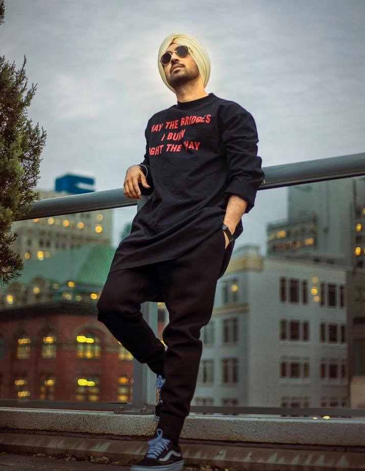 diljit-dosanjh Body Measurements, Height, & Weight: