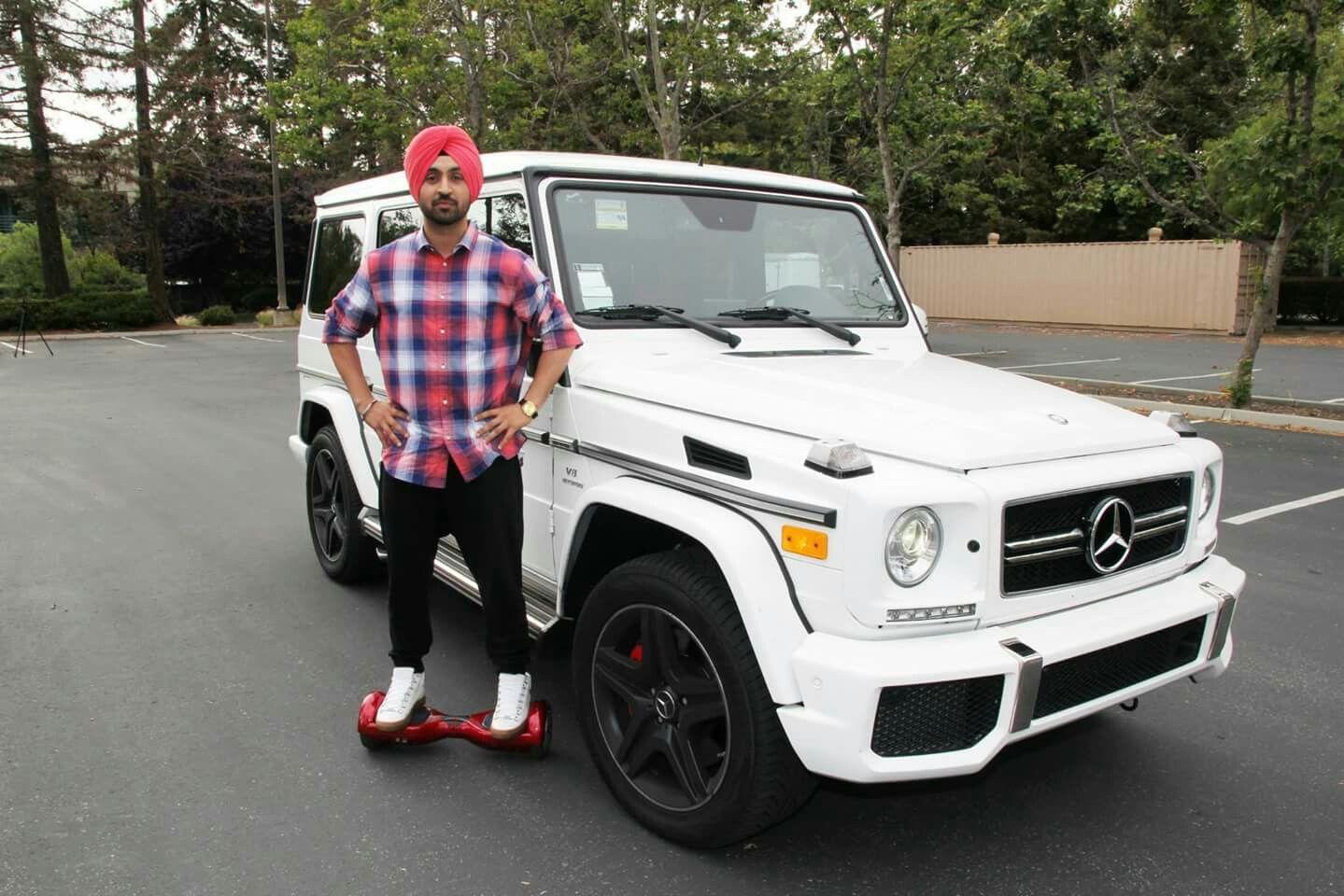 Diljit Dosanjh Car Collection: