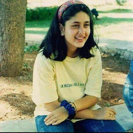 Old Image of Kareena Kapoor Khan