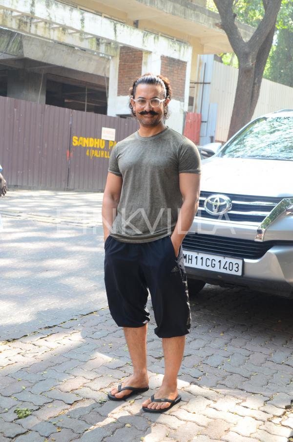 Aamir Khan Body Measurements, Height, & Weight: