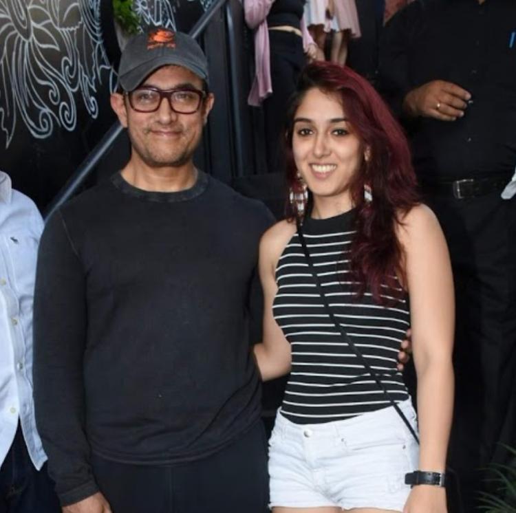 Aamir Khan Ira Khan