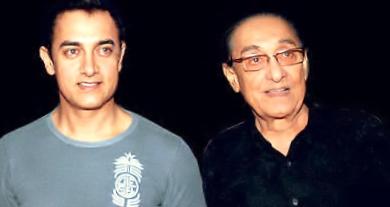 Aamir Khan Late Tahir Hussain (film producer)