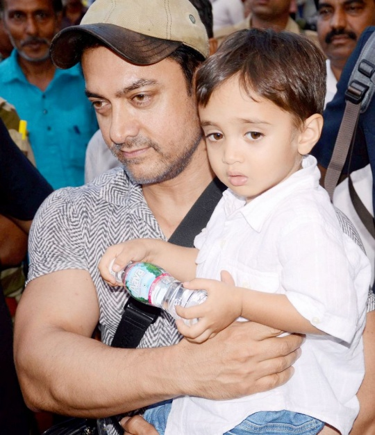 Aamir Khan Azad Rao Khan