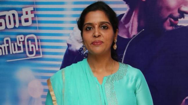 Actor Suriya Sister (s) :-Brindha Sivakumar