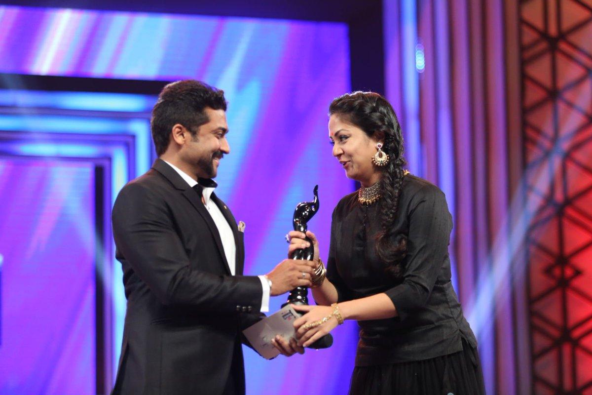 Actor Suriya Awards and Achievements: