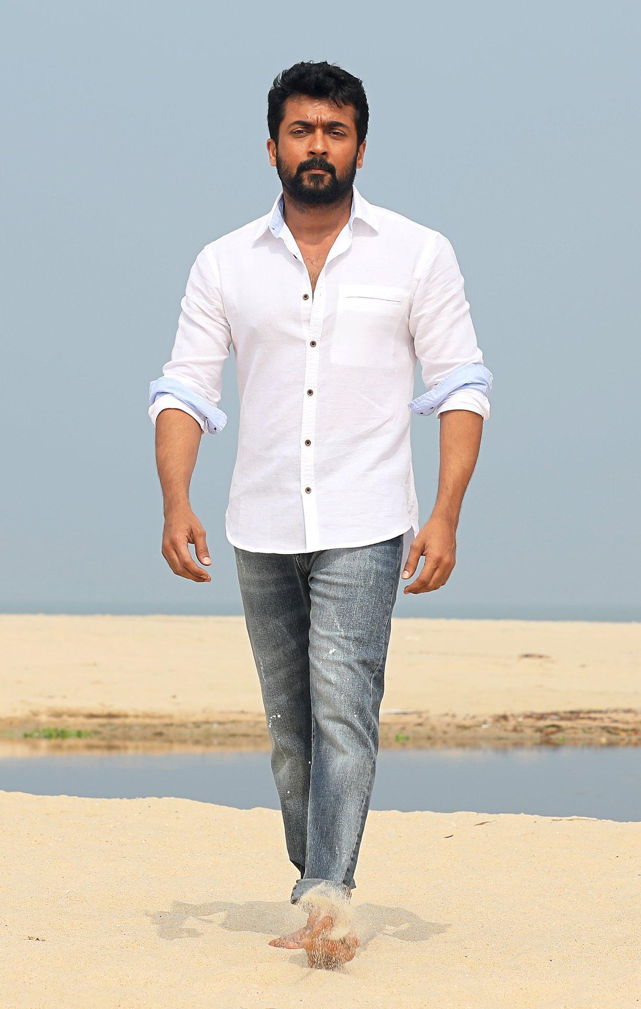 Actor Suriya Body Measurements, Height, & Weight: