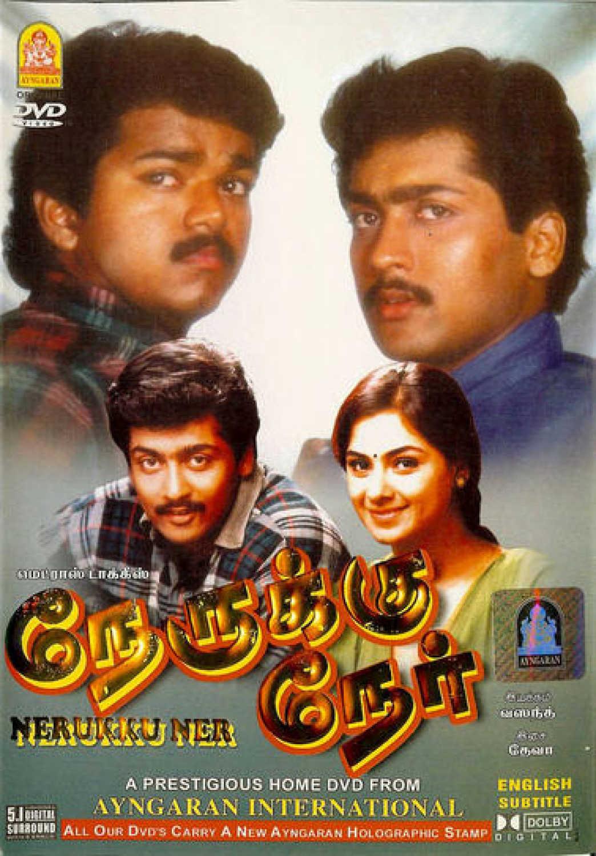 Actor Suriya Film: Nerrukku Ner (1997)