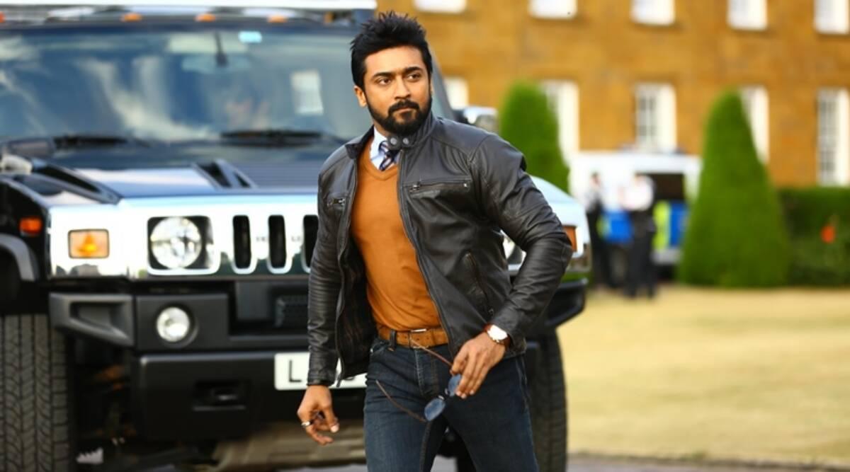 Actor Suriya Car Collection: