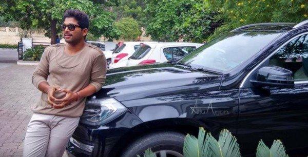 Allu Arjun Car Collection: