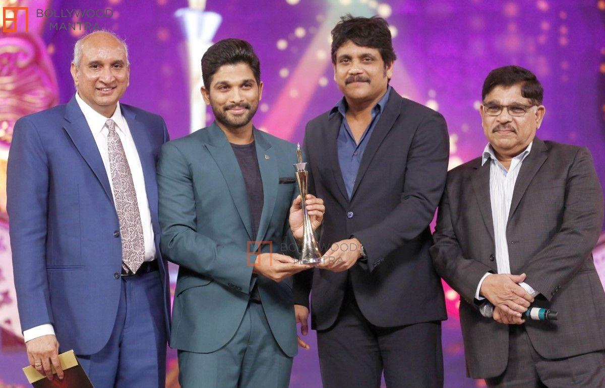 Allu Arjun Awards and Achievements: