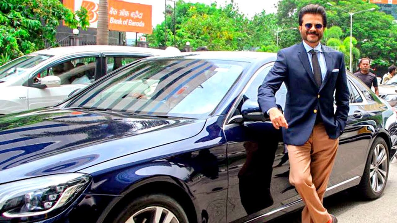 Anil Kapoor Car Collection: