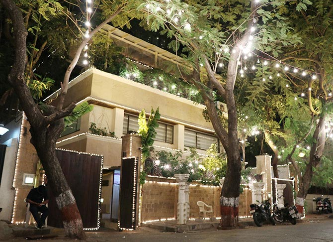 Anil Kapoor House: