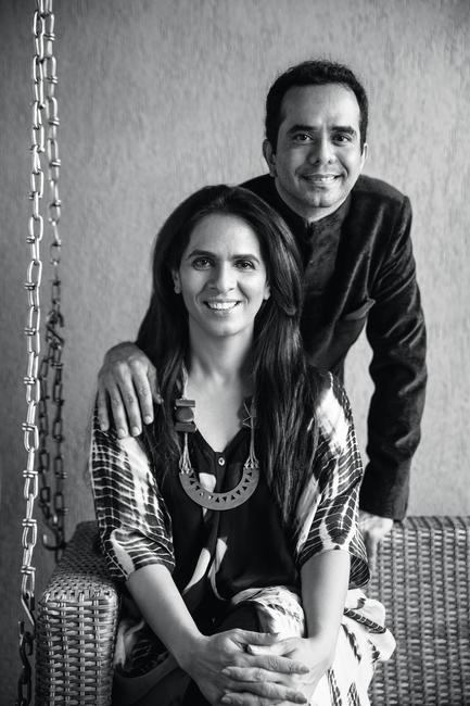 Anita Dongre Brother (s) :-Mukesh Sawlani (Businessman)