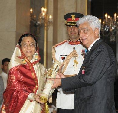 Azim Premji Awards and Achievements: