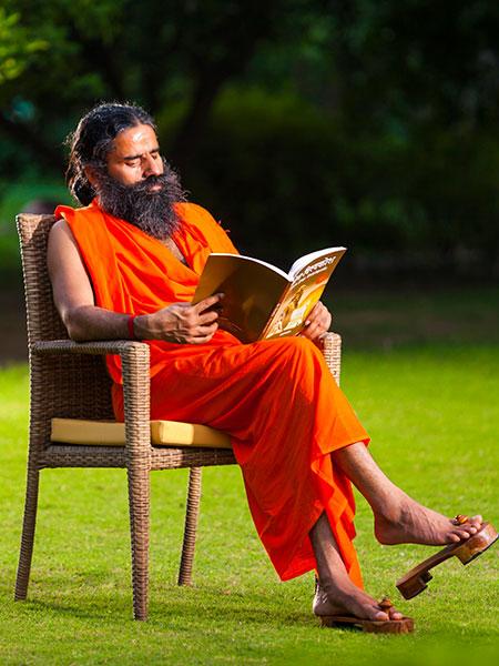 About Baba Ramdev:
