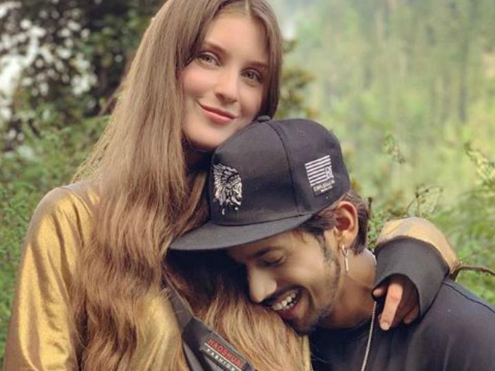 Baseer Ali Girlfriend :- Stayce Ponomareva