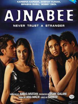 Bipasha Basu in Bollywood Film - Ajnabee (2001)