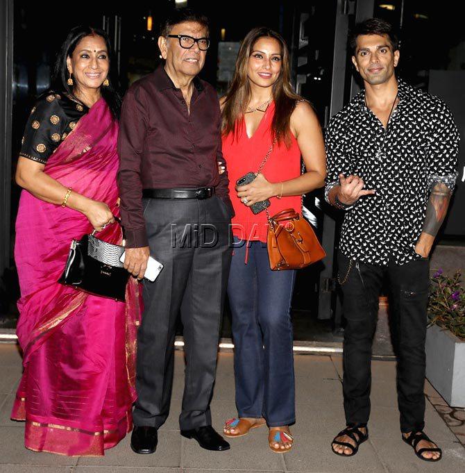 Bipasha Basu Friends, Family, And Relatives :
