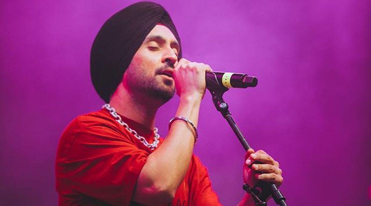 Diljit Dosanjh Contribution as a Singer: