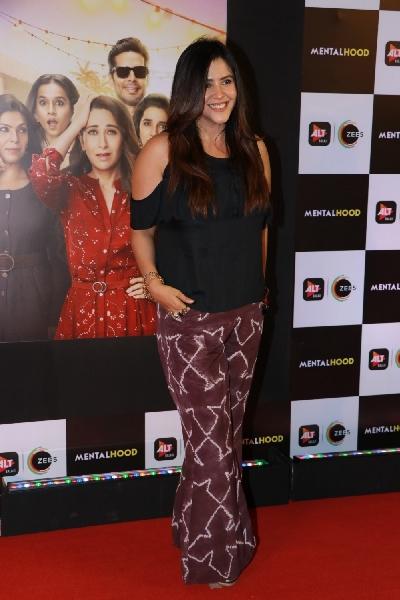Ekta Kapoor Body Measurements, Height, & Weight: