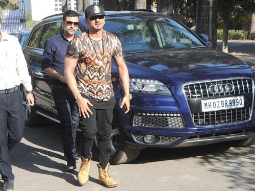 Honey Singh Car Collection: