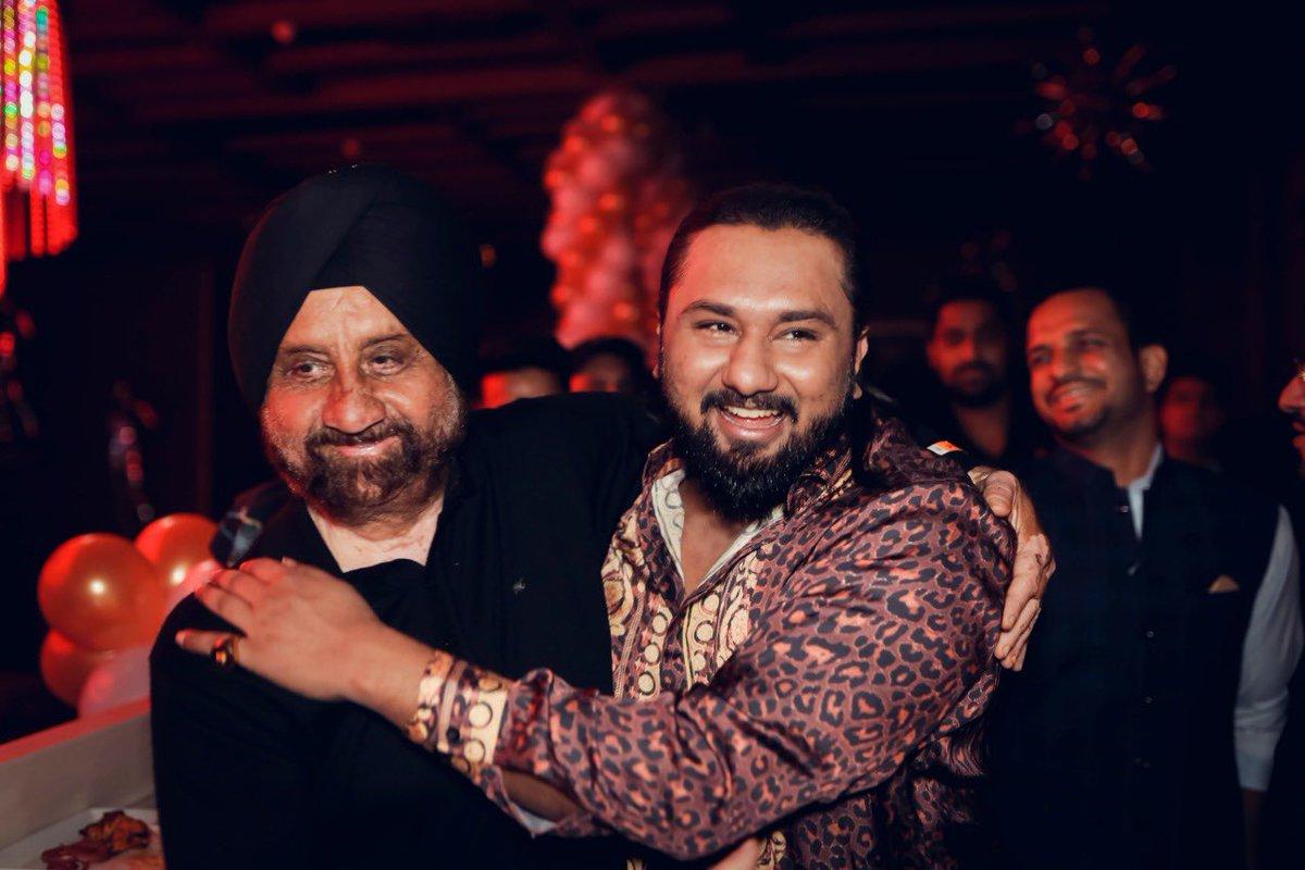Honey Singh and Sardaar Sarabjit Singh