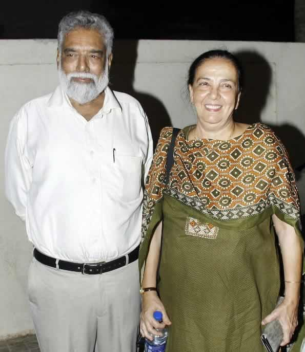 John Abraham Father and Mother