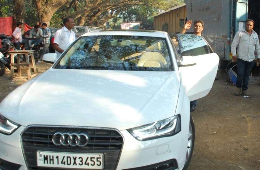 Johnny Lever Car Collection: