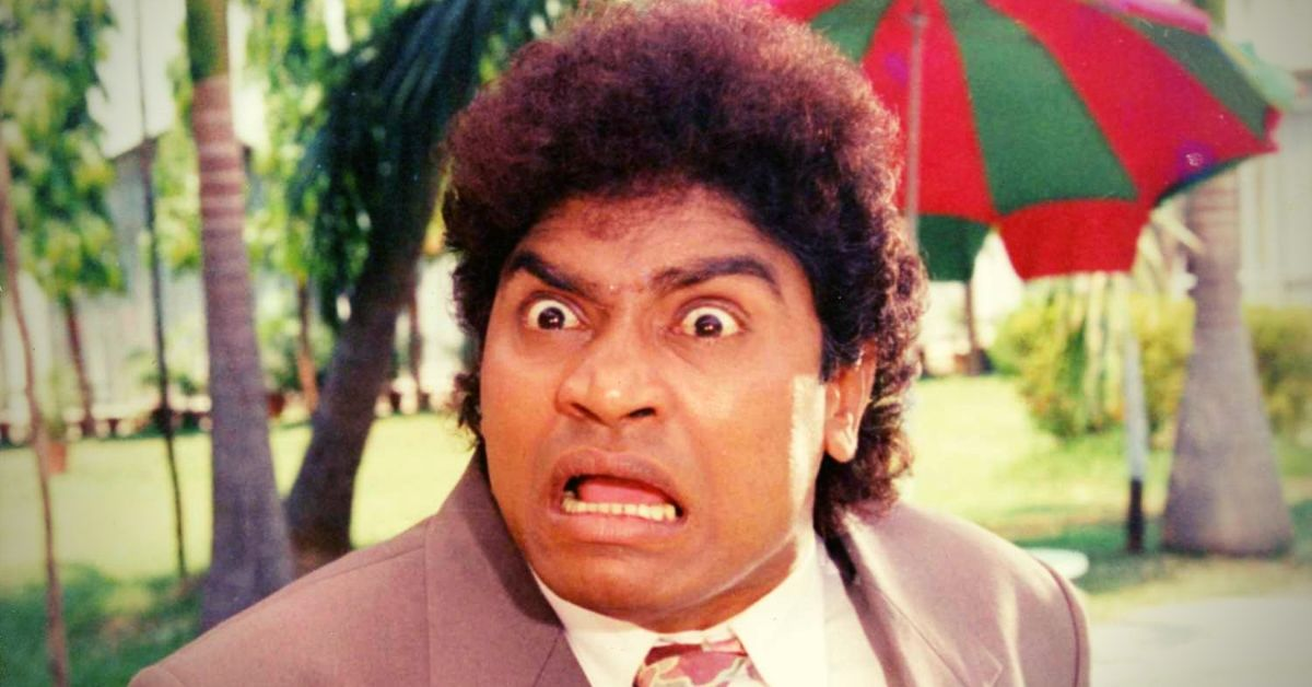About Johnny Lever: