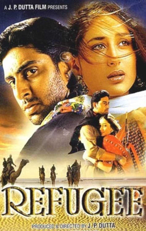 Kareena Kapoor Khan Bollywood Film - Refugee (2000)