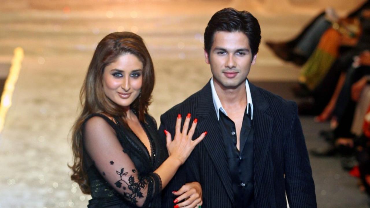 Kareena Kapoor Khan Shahid Kapoor(Actor)