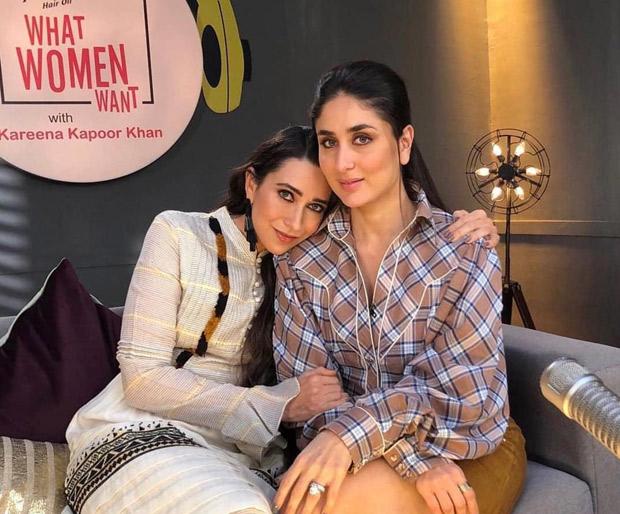 Kareena Kapoor Khan Sister (s) :-Karisma Kapoor ( elder ) ( Bollywood Actress)