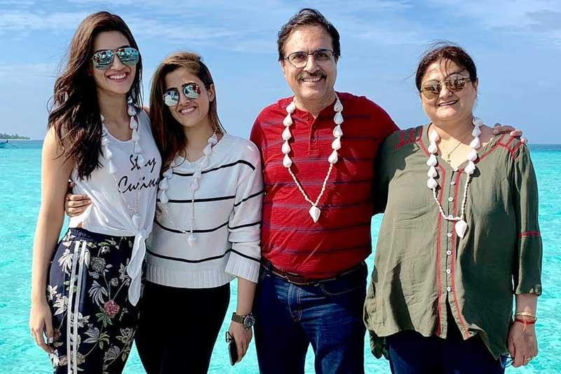 Kriti Sanon Family:
