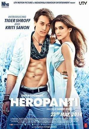 Bollywood - Heropanti (2014)
